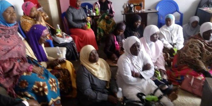 Women Chairladies' Meeting.
