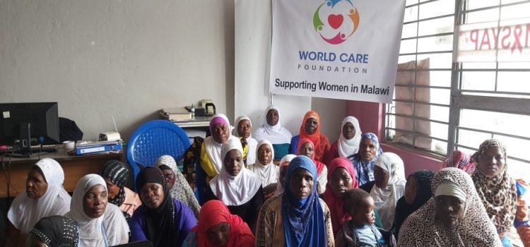 WORLD CARE FOUNDATION FOOD PARCEL DONATION