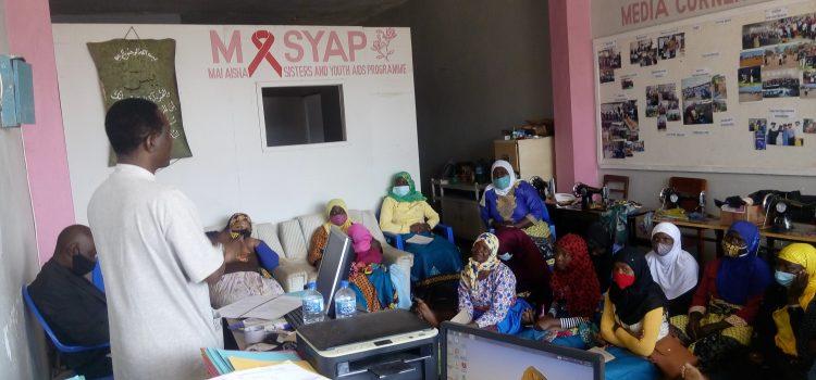 MASYAP Holds Women Microfinance Training