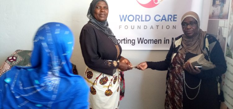 MASYAP Receives Donation From World Care Foundation.