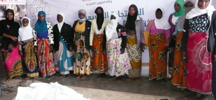 World Muslim League Donates Maize Flour To MASYAP Women and Youth