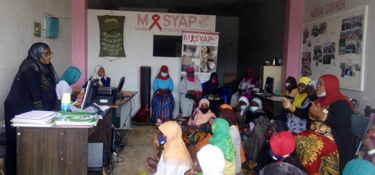 MASYAP Hosts Chairladies Meeting