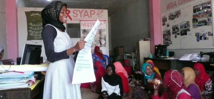 MASYAP Hosts Youth Chairladies Meeting